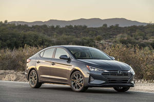 2019 Hyundai Elantra Priced Below Its Kia Forte Sibling