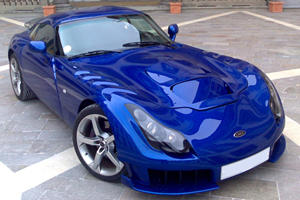 Have You Always Dreamed Of Owning A TVR Sagaris?
