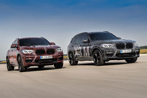 BMW X3/X4 M Packing Big Punch In Compact Crossover