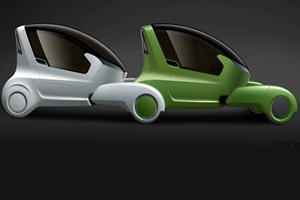 China's Chery Unveils a Pair of Concepts Ahead of Beijing Auto Show