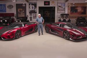 The Koenigsegg Regera Hypercar Visits Jay's Garage