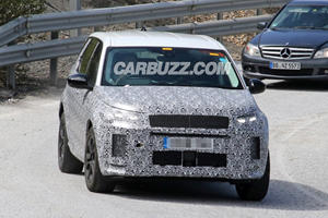This Land Rover Discovery Sport Prototype Is Hiding A Big Secret