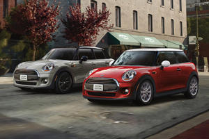 Mini Plotting To Kill Off Three-Door Hardtop?