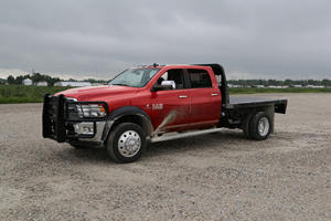 Ram Goes Back To Its Roots With Harvest Edition Chassis Cab Truck