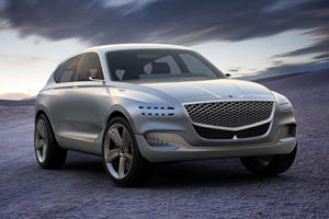 Genesis SUV Arriving In 2020 To Battle BMW X5