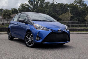 2018 Toyota Yaris Test Drive Review: Can A Manual Make It Fun?
