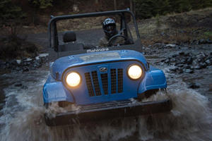 US Government Will Look Into Mahindra's Jeep Look-A-Like
