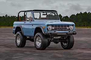 Stunning 1973 Ford Bronco Restomod Costs More Than A McLaren 570S