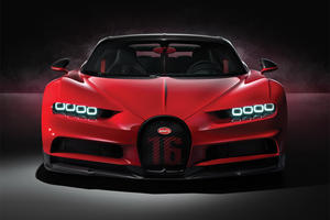 Bugatti Claims Chiron Can Hit 280 MPH – But When Will It Prove It?