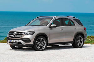 Can't Afford A New Mercedes GLE? Here Are 7 Cheaper Alternatives
