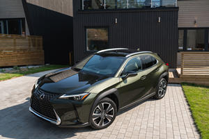 Lexus Launches Subscription Service For All-New UX Crossover