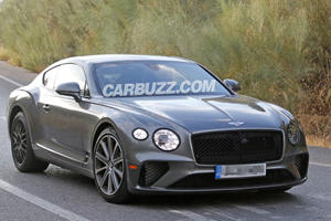 Here's Proof The Bentley Continental GT Is Getting The Plug-In Hybrid Treatment