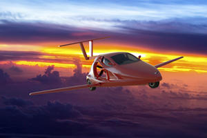 800 Orders Have Been Taken For This Flying Sports Car