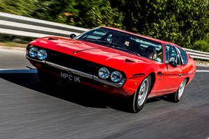 Iconic Lamborghini Espada And Islero Drive Across Italy To Celebrate 50th Anniversary