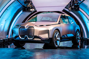 BMW Unveils Vision iNEXT Concept On A Boeing 777 To Give Us A Taste Of The Future