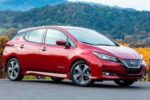 2019 Nissan Leaf Pricing Announced And Customers Will Be Thrilled