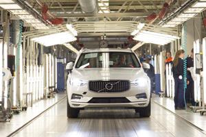 Volvo Wants Chinese-Built XC60 Exemption From US Tariffs
