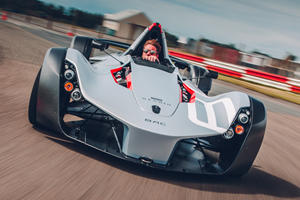 BAC Mono Getting Even Lighter With Graphene Body