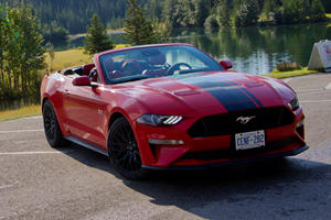2018 Ford Mustang GT Convertible Test Drive Review: Long Live The V8