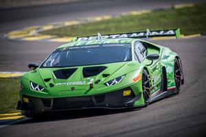 Lamborghini Huracan GT3 EVO Racer Ready To Tear Up The Track