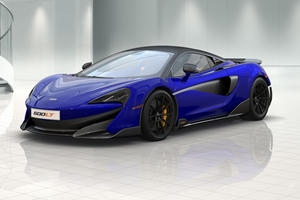 Configure Your Dream McLaren 600LT Before It Sells Out Completely