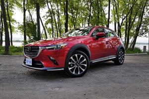 The Next Mazda CX-3 Will Get Bigger And Even Better