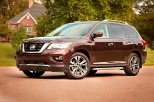 Only Two 2019 Nissan Pathfinder Trim Levels Have Not Increased In Price