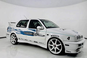 Modified Volkswagen Jetta From The Original Fast & Furious Movie Doesn't Come Cheap