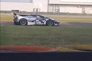 Is Ferrari Testing An Even More Extreme FXX K Evo Track Car?