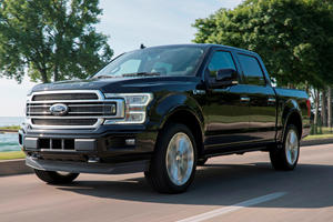 2019 Ford F-150 Limited Is Now More Expensive Than Ever
