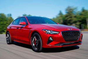 2019 Genesis G70 Pricing Questions Why The BMW 3 Series Costs So Much
