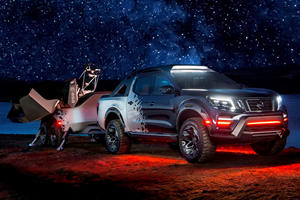 Nissan's Latest Show Truck Aims For The Stars