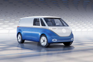 This Is The Future Of Commercial Vans