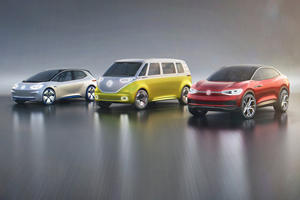 Volkswagen Is Building A New Electric Car Factory In America