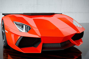 This Lamborghini Aventador Desk Costs More Than Your Car