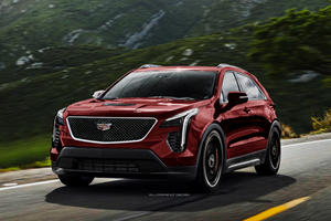 Cadillac Needs To Put This High-Performance XT4-V Crossover Into Production