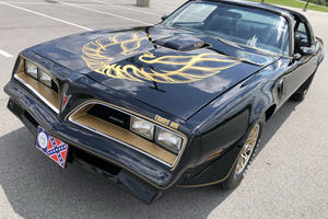 You Can Own Burt Reynolds' Personal Pontiac Trans Am