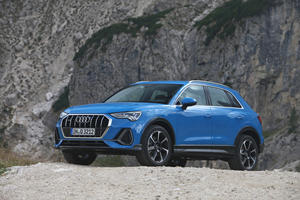 2018 Audi Q3 First Drive Review: The Premium Compact SUV Blueprint