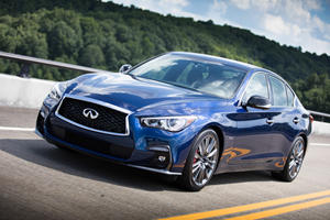 Infiniti Discontinues Its Last Hybrid Model For 2019?