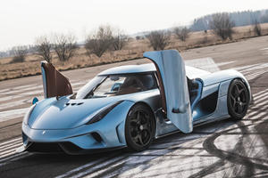 Koenigsegg Customers Will Soon Get To Drive The Regera
