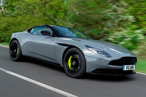 Someone Started An Online Petition For An Aston Martin DB11 With A Manual