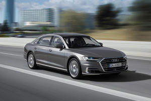 Audi Plotting Ultra-Luxurious A8 Facelift To Rival The Maybach S-Class