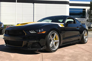 Saleen Unveils 35th Anniversary Mustang With 780 HP