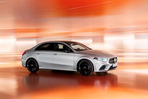 The New Mercedes-A-Class Won't Kill Off The Current CLA