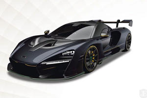McLaren Senna Already Being Sold On The Used Market For Stupid Money