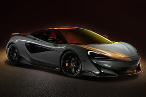 McLaren 600LT Spider Won't Debut At Paris Or Los Angeles