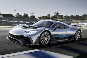 Mercedes-AMG Thinks It Could Take The Nurburgring Lap Record