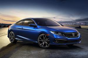 Refreshed 2019 Honda Civic Coupe And Sedan Pricing Revealed