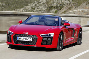 The Refreshed Audi R8 Could Bring Back Enthusiasts' Dream Ride