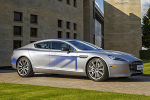 Aston Martin's Electric Cars Will Sound Awesome
